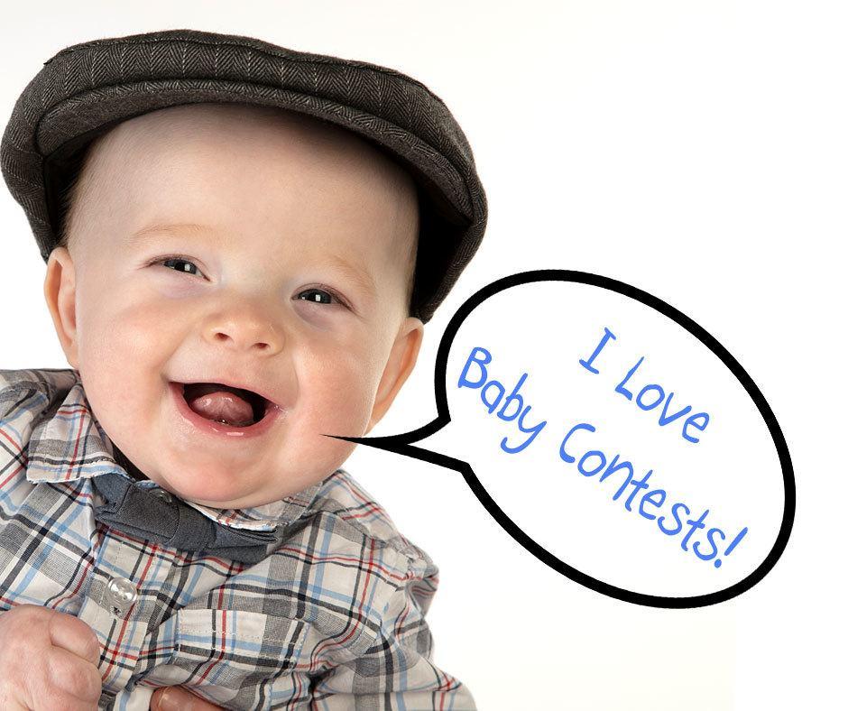 I love baby photo contest
